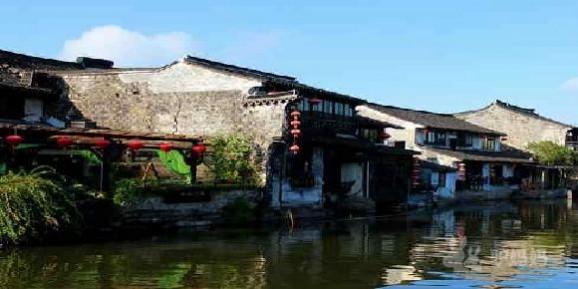 【我在西塘等你】游水墨西塘古镇图片