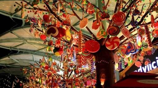上海巧克力开心乐园+金茂大厦观光厅-驴妈妈门票预订