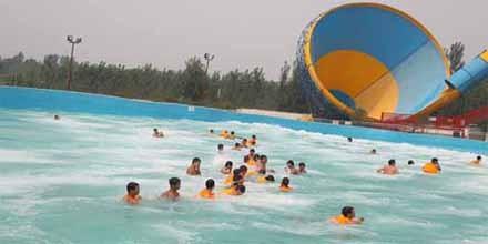 彭州海豚湾水上乐园
