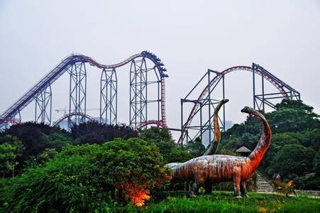 常州中华恐龙园 二次入园 纯玩2日游 杭州出发