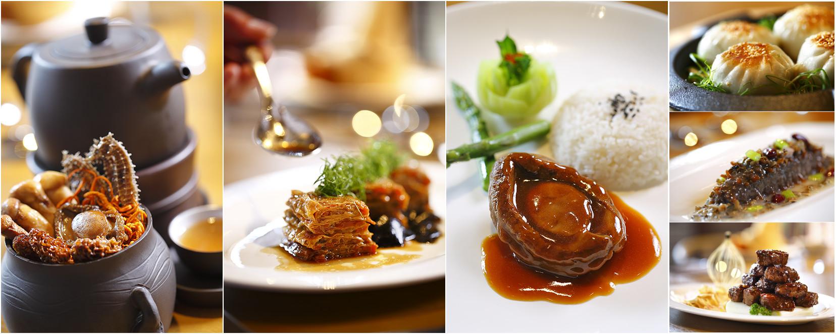 海棠湾天房洲际度假酒店 酒店美食