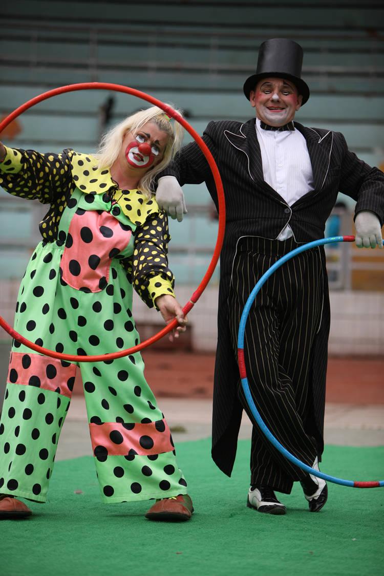 上海野生动物园欢乐马戏节第二季:俄罗斯大马戏团