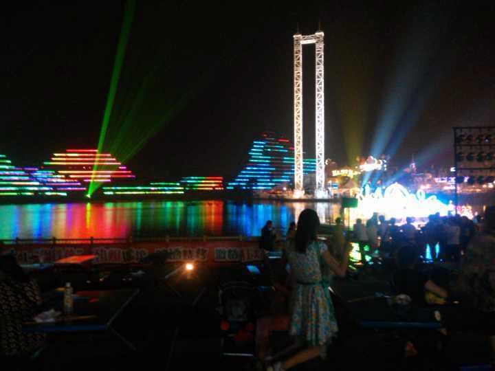2014上海欢乐谷夜场_上海欢乐谷夜场项目-