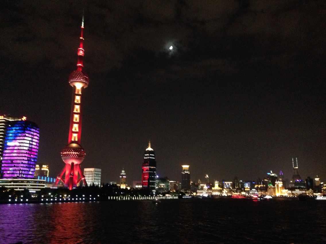 上海月亮船+世博-浦江精华游