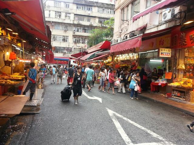 【部分日期特价】香港3晚4日自由行(铜锣湾华丽精品酒店)