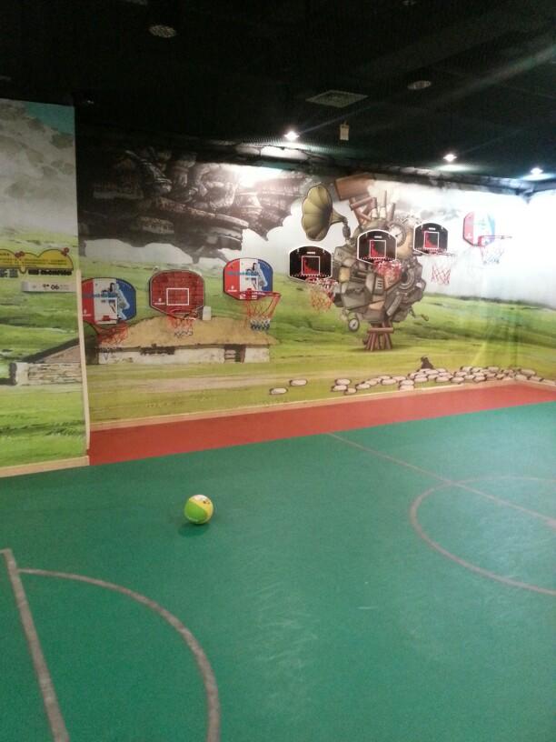 上海贝乐赢儿童快乐运动馆点评