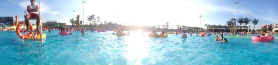上海玛雅海滩水公园夜场门票图片