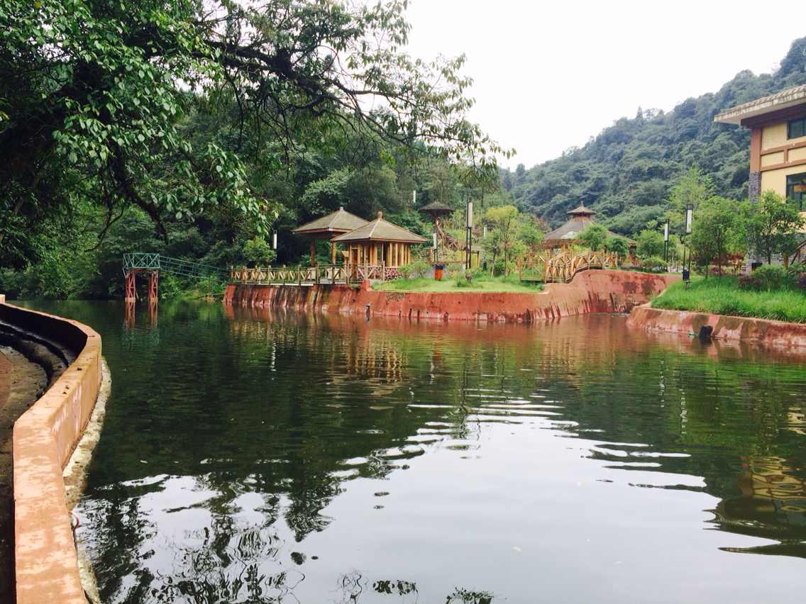 天台山平乐古镇纯玩2日游夏天玩水的好去处,离成都近,山 驴妈妈点评