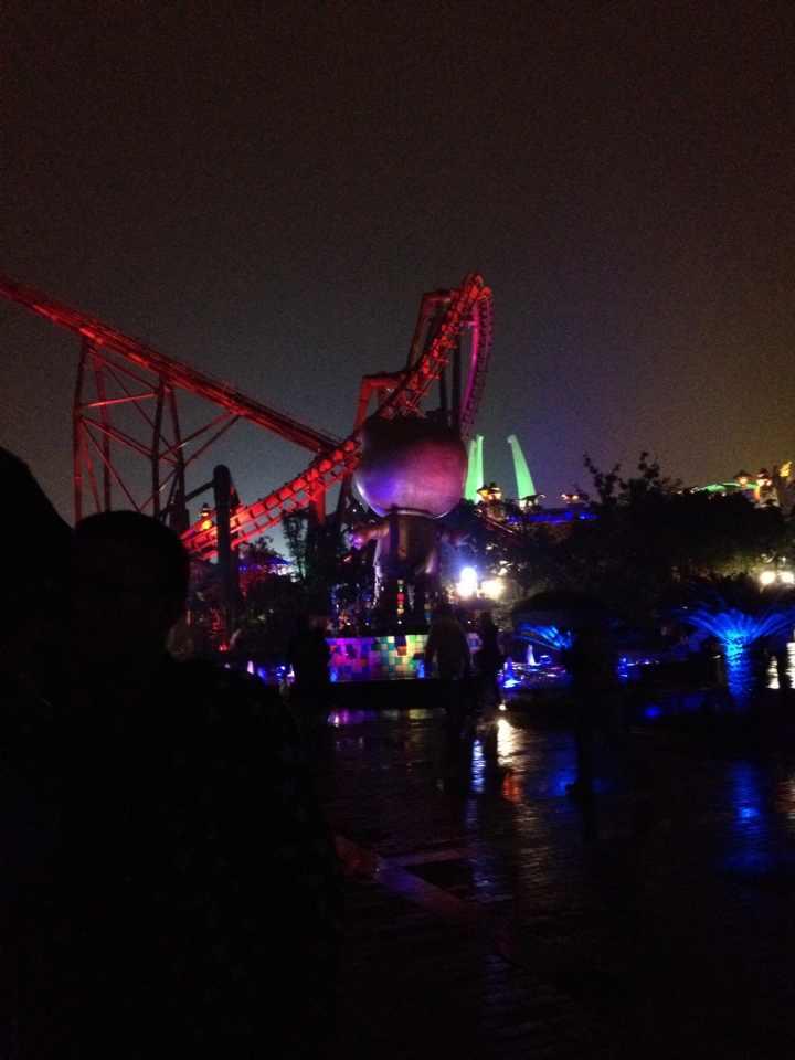 常州中华恐龙园万圣节门票(夜场)点评 竖-常州恐龙园夜场好玩吗 常