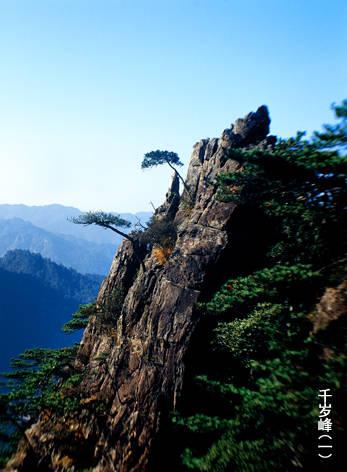吉安江西井冈山笔架山高清图片