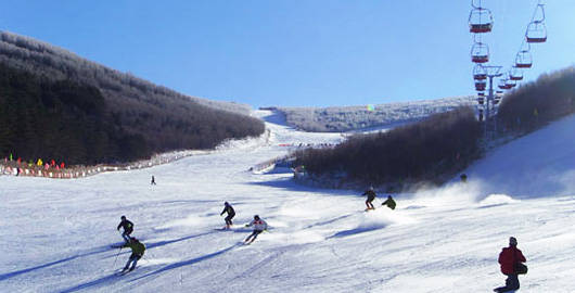 河北长城岭滑雪场点评,*******