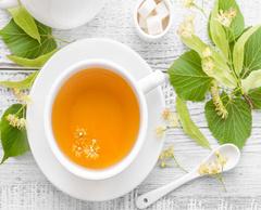 喝各种减肥茶