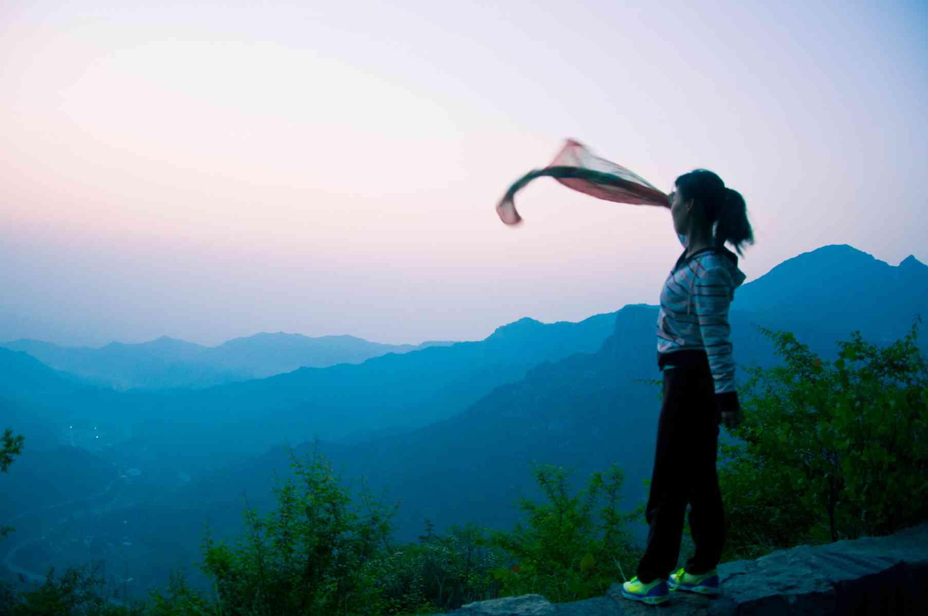 【我要做驴神】太行山下的风景—自驾新乡郭亮