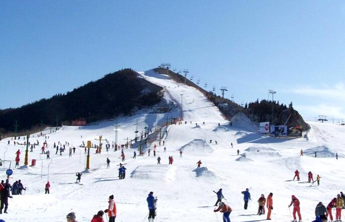 挑战无极限——西安周边的滑雪场攻略