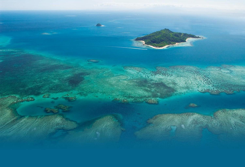 斐济6晚8天自由行 放逐岛度假村4晚海岛花园别墅和本岛希尔顿酒店2