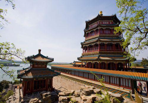 故宫博物院 颐和园 八达岭长城 天坛公园 雍和宫 恭王府 圆明园遗址公