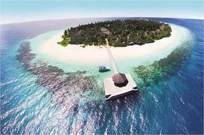 马尔代夫奥瑞格卡纳塔度假酒店