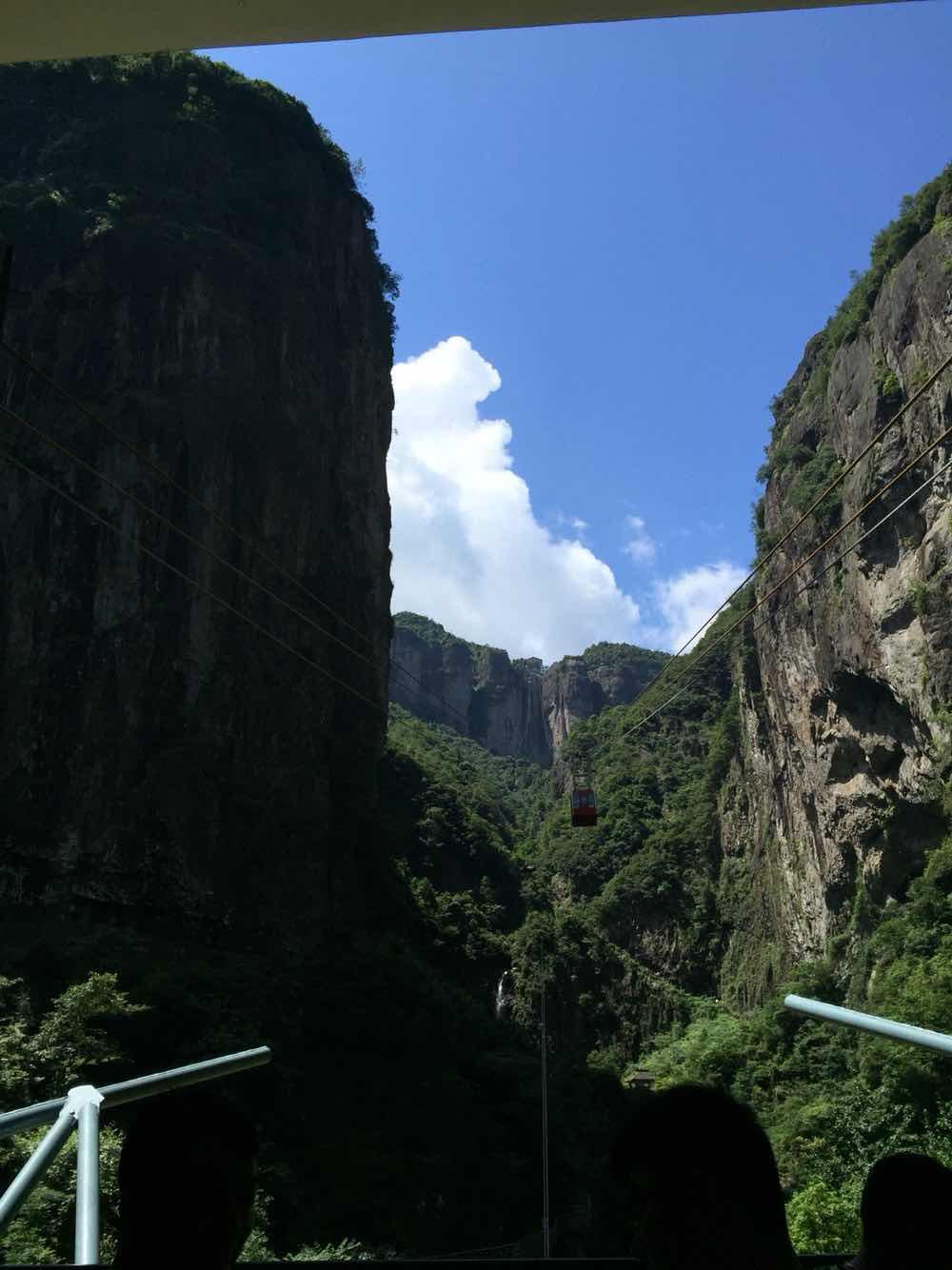 台州仙居神仙居风景区