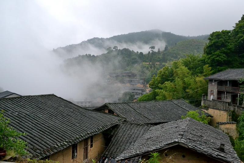 三明尤溪桂峰古民居1日游图片