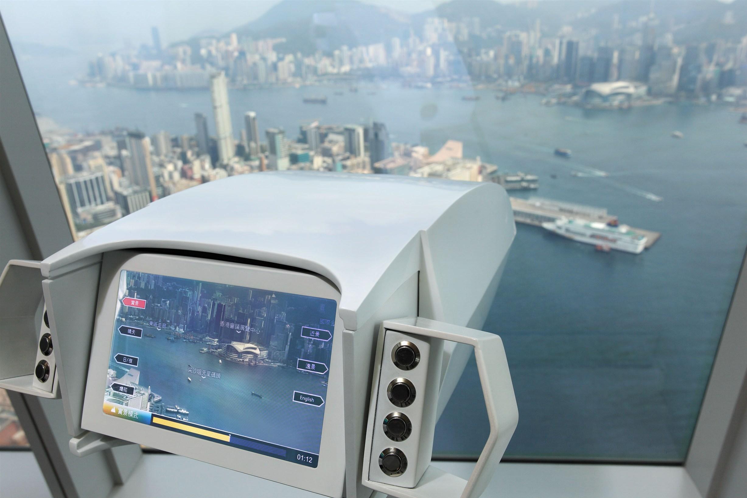 香港-天际100-@香港旅游发展局提供