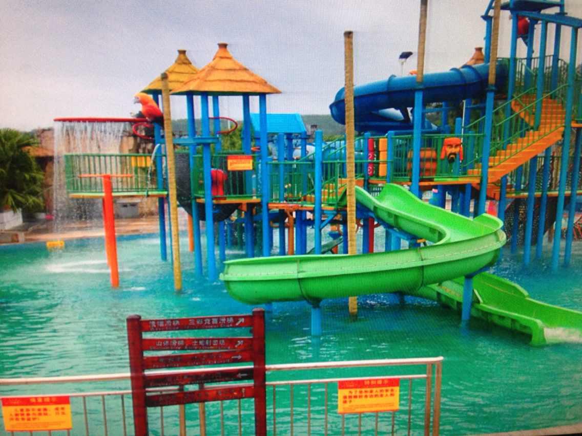 移动水上乐园优势