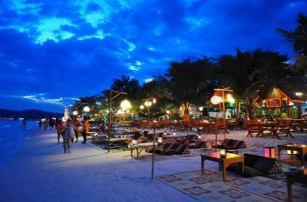纯玩无自费 半天自由活动 1晚沙美岛岛上度假酒店