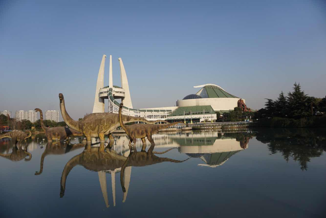 常州恐龙园 常州恐龙园 成人票常州恐龙园有鬼屋有电影有空中刺激项