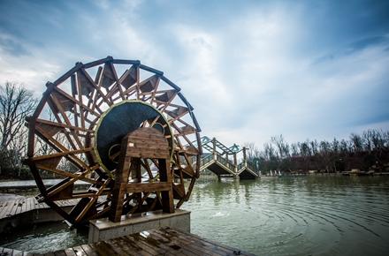 东方盐湖城 常州2天1晚跟团游费用 上海到常州 常州恐龙园行程安排