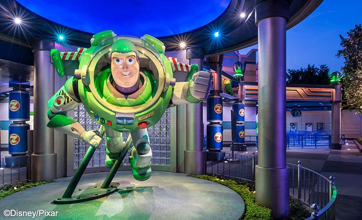 香港-香港迪士尼乐园-明日世界©香港迪士尼乐园