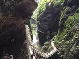 重庆、武隆天坑三桥、龙水峡地缝、仙女山国家森林公园双飞4日游