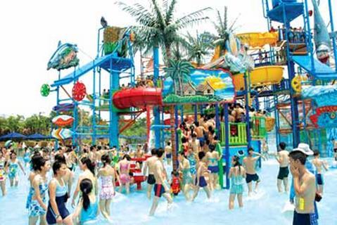广州长隆水上乐园1日游
