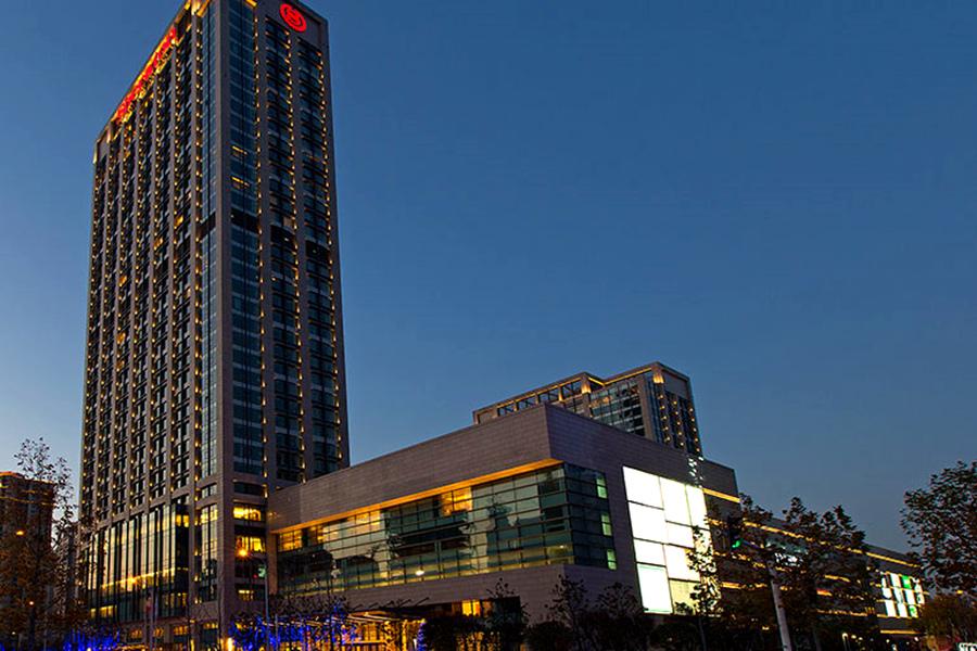 武汉汉口泛海喜来登酒店