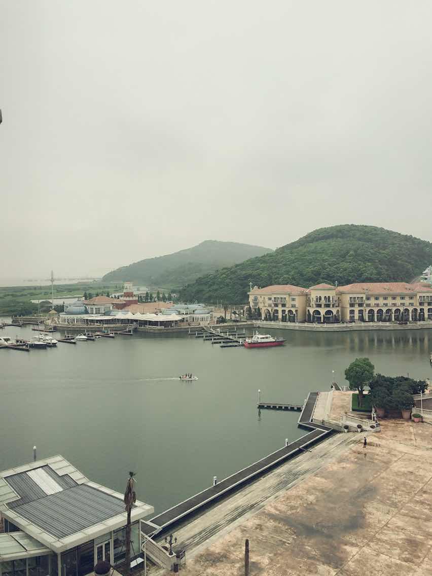 【自驾山海间-驴妈妈经典滨海度假套餐】游九龙山风景
