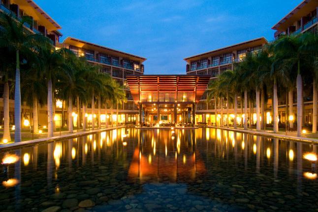 【特制亲子游】三亚大东海哈曼度假酒店2晚 亚龙湾红树林度假酒店2晚图片