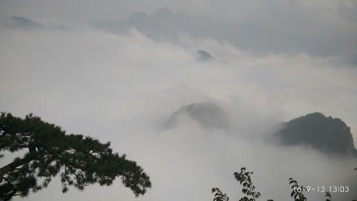 陕西景点门票 渭南景点门票 华山风景名胜区  西安行,华山是最深的