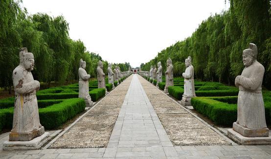 安徽凤阳明皇陵_滁州凤阳明皇陵景区图片大全_景点图片/摄影照片【驴妈妈攻略】