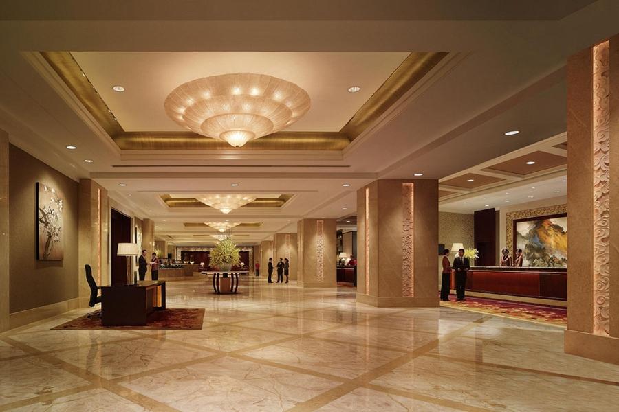 【超值特惠套餐】武汉香格里拉大饭店入住1晚 双人自助早餐 免费大堂