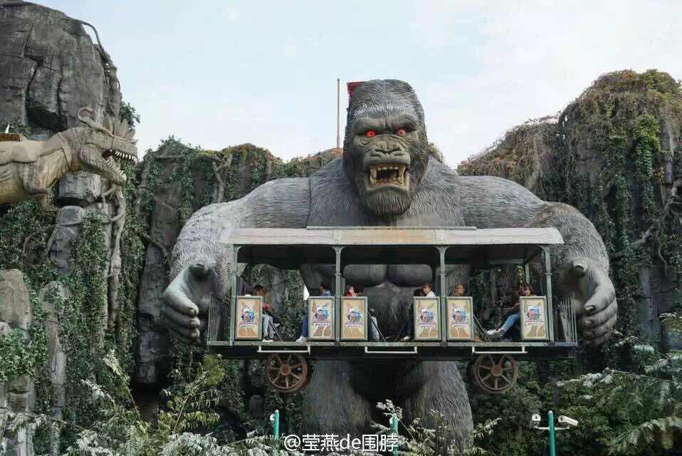 常州恐龙园 常州恐龙园夜公园 成人票 万圣节 盗墓祭 常州恐龙园一进大