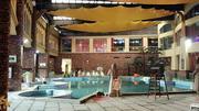【拥抱泉世界】【驴悦亲子游】住咸宁温泉谷大酒店1晚+泉世界温泉中心门票2张+双人自助早餐