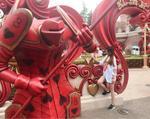 【上海迪士尼乐园 · 2天1晚自由行】住1晚上海柏思特酒店,游上海迪士尼乐园!