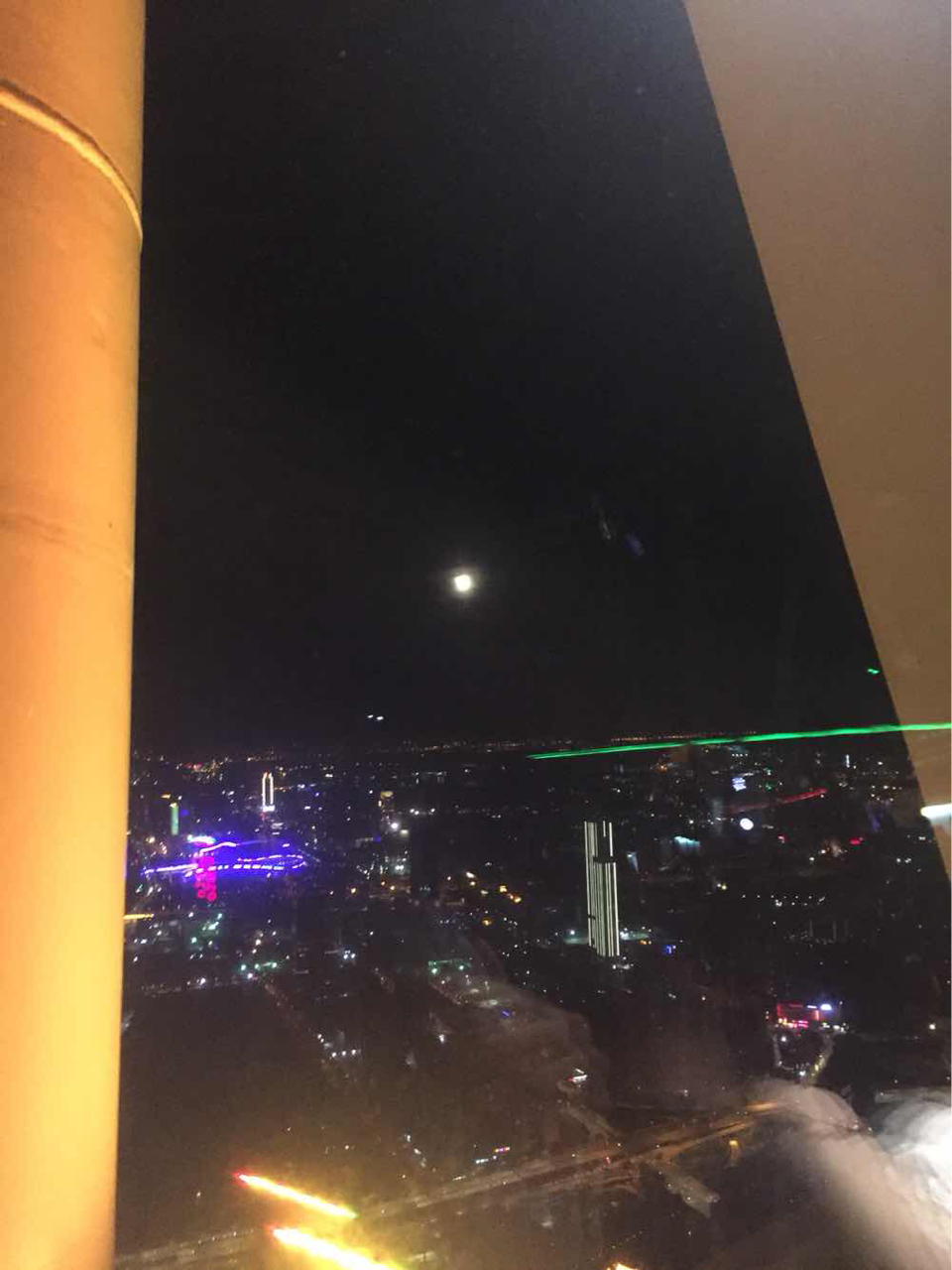 广州塔 433米 白云星空观光票 学生票广州塔广州新电视塔的名字为 广州塔 驴妈妈点评