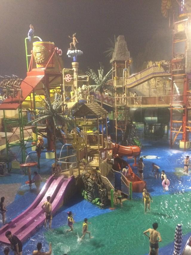 上海玛雅海滩水公园 上海玛雅海滩水公园(夜场票)图片