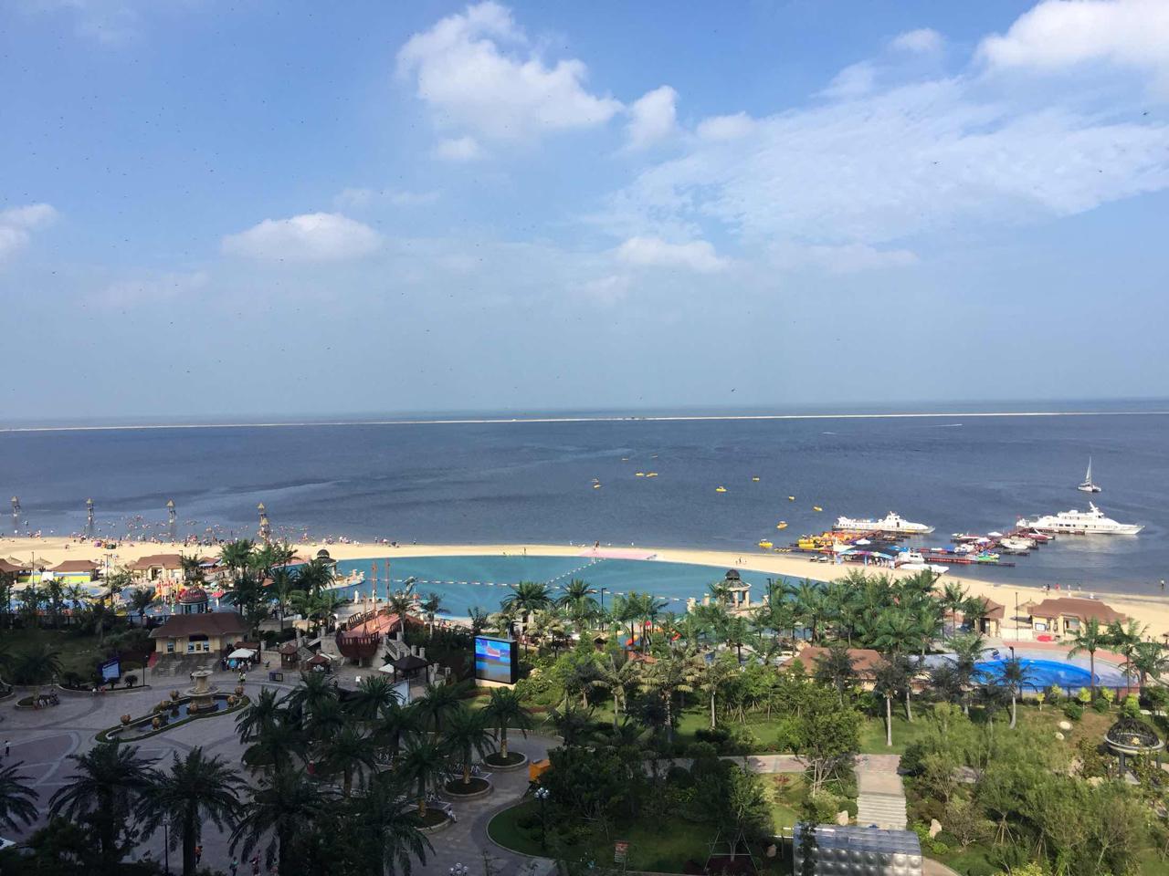, 碧海银沙 滨海沙滩,室内恒温泳池,健身房 萌宝游园记 含晚餐图片