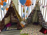 【十一主题活动】上海一日——印第安部落酋长邀请孩子们来魔都参加印第安帐篷趴:面部油彩欢迎仪式、自制印第安服饰、跟随酋长编排双语舞台剧,印第安狂欢趴等你来参与!