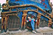 迪士尼、苏沪杭、乌镇双飞6日跟团游(十月出游赠大闸蟹 高档酒店 宿西塘 船游西湖西溪 西塘酒吧畅饮)