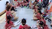 【上海亲子活动】印第安部落酋长邀请孩子们来魔都参加印第安帐篷趴:面部油彩欢迎仪式、自制印第安服饰、跟随酋长编排双语舞台剧,印第安狂欢趴等你来参与!