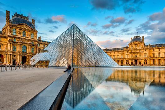 恒之城罗马 赏法国童话小镇 科尔马 参观法兰西艺术的明珠凡尔赛宫