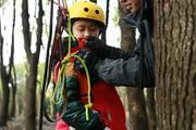 上海世纪公园《攀树求存I》1日游([亲子营]攀树获取食物,携手烹饪美味,野外辨识方向与植物,回归家园勇者胜!)