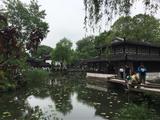 苏州拙政园、狮子林、寒山寺、山塘街1日巴士跟团游(赠画舫游船,纯玩无购物)