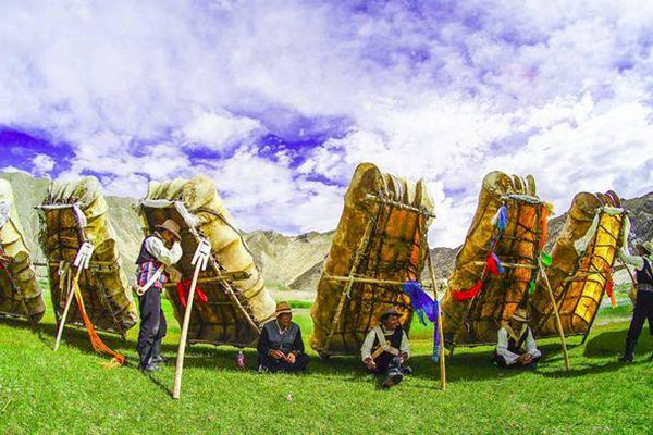 【背着Doughnut去旅行】在天上拉萨,寻人间羁绊——探寻俊巴村藏族人家的